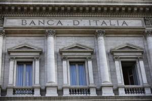 BANKITALIA: RACCOLTA BANCHE OK, MA FRENANO PRESTITI A IMPRESE