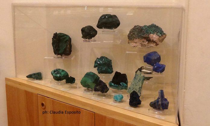 Al museo mineralogico campano di vico equense ora anche le - Antico bagno vico equense ...