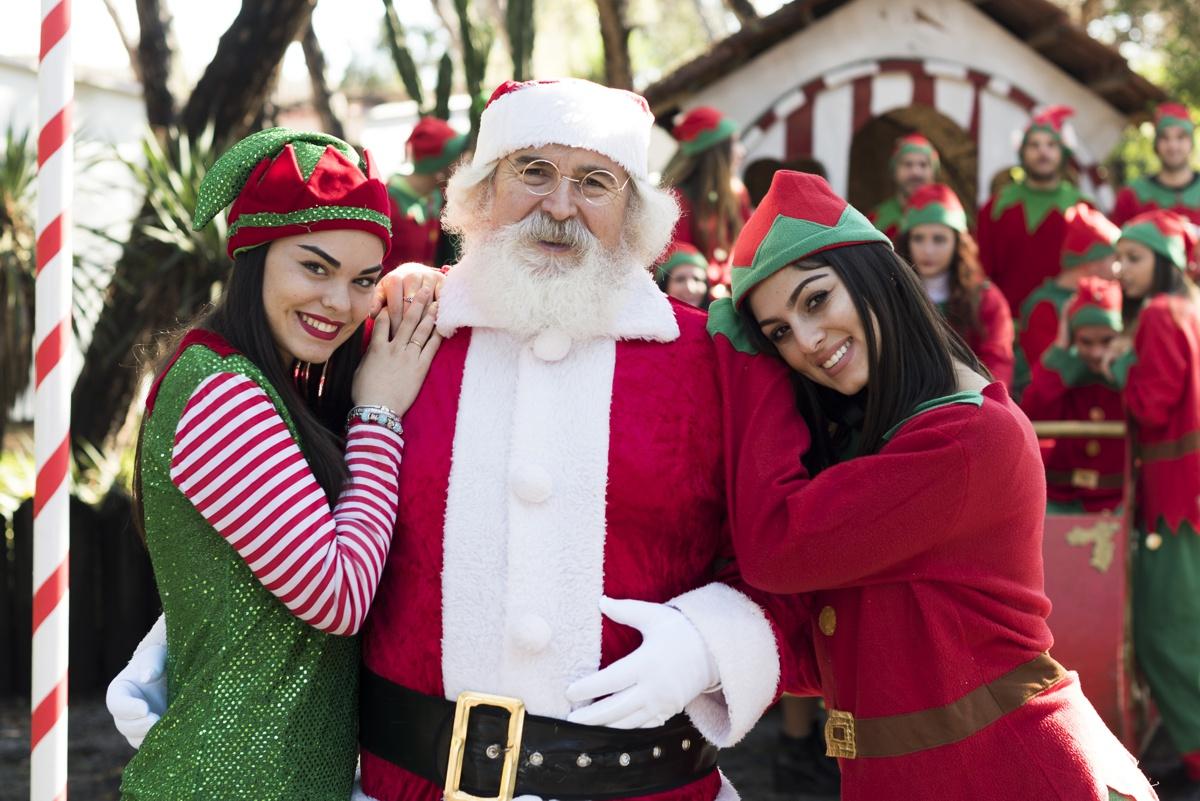 Dove E Babbo Natale.Torna Il Santa Claus Village Il Villaggio Di Babbo Natale Apre
