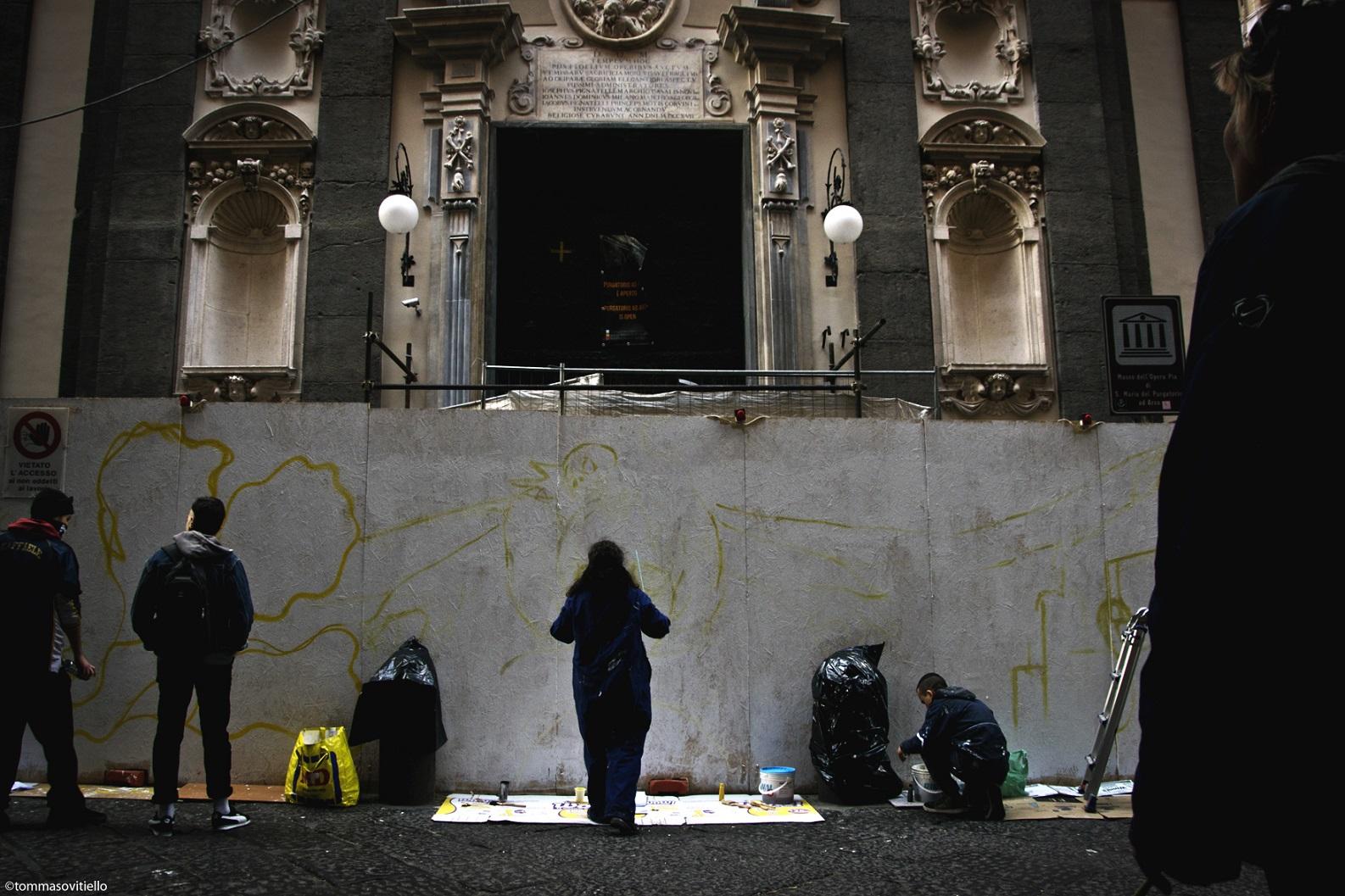 """47c8c5975ac """"Non è possibile mostrare sulla strada più importante della città –  commenta Francesca Amirante"""