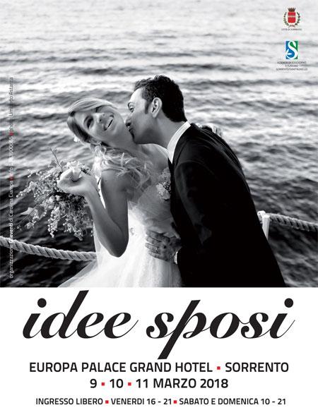 Idee Sposi, dal 9 all\'11 marzo a Sorrento. - Gazzetta di Napoli