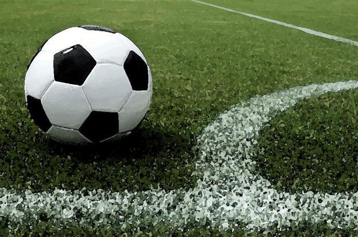 Un pallone da calcio gazzetta di napoli - Pagina da colorare di un pallone da calcio ...
