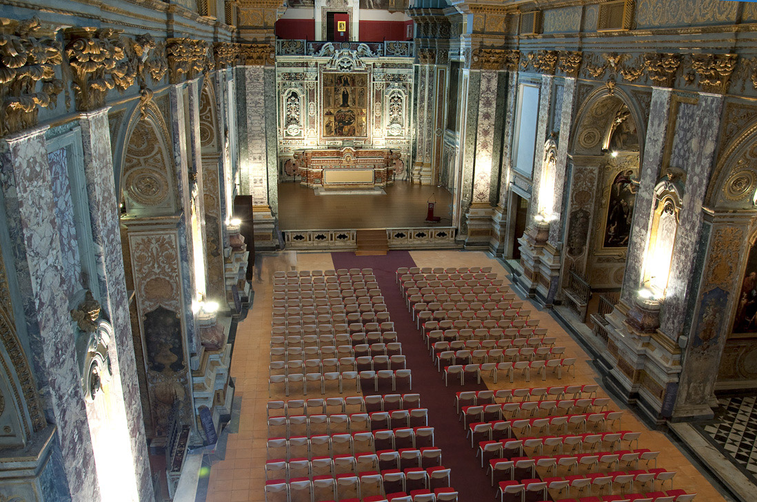 Museo Diocesano Napoli.Visita Guidata Al Complesso Monumentale Donnaregina Ed Al Museo