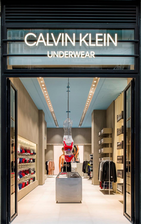 18d754738 Calvin Klein Underwear apre store in via Toledo. - Gazzetta di Napoli