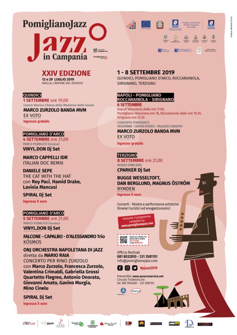 Via Romani Pomigliano D Arco torna dall'1 all'8 settembre la xxiv edizione di pomigliano