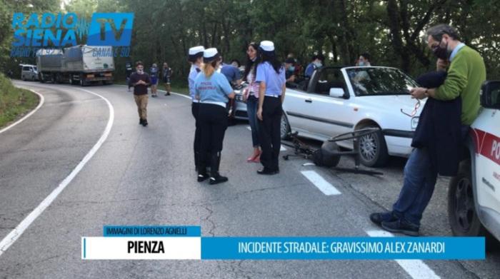 Zanardi Notte In Terapia Intensiva Dopo L Operazione Condizioni Stabili Ma Gravi Gazzetta Di Napoli